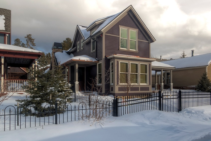 Breck Historic District