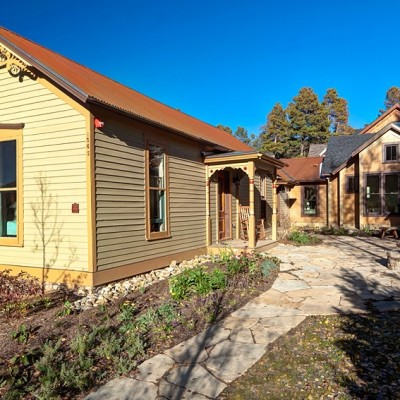 Breckenridge Historic Preservation