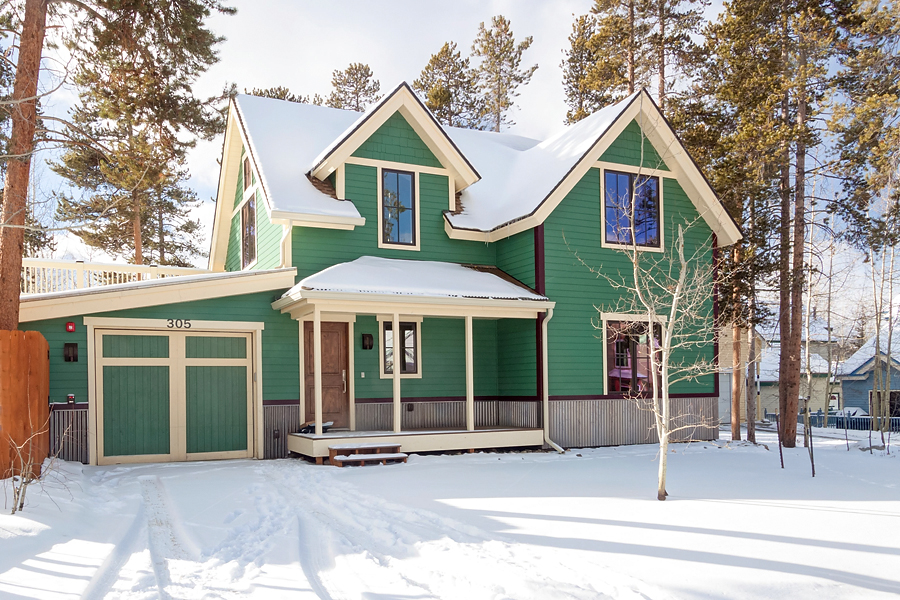 Breckenridge Renovation